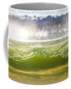 Wave Glass  Coffee Mug