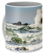 Wave Impact Coffee Mug