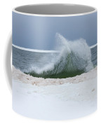 Wave Of Texture Coffee Mug by Fran Riley