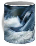 Wave Of The Veil On The River Coffee Mug
