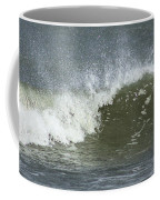 Wave Study Coffee Mug