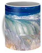 Wave Waterfall, Sunset Beach, Hawai'i Coffee Mug