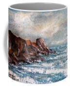 Waves 1 Coffee Mug