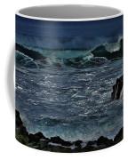 Waves And Wind Coffee Mug