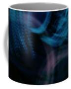 Waves Of Blue And Purple Coffee Mug