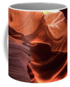 Waves Of Color Coffee Mug
