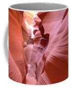 Waves Of Colorful Sandstone Coffee Mug
