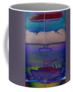 Waves Of Emotion Coffee Mug