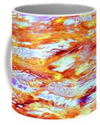 Waves Of Light Coffee Mug