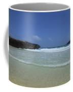 Waves Rolling Ashore On The Beach Of Boca Keto Coffee Mug