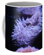 Waving Sea Anemone - Aquarium Coffee Mug