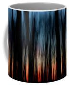 Wavy Sunset Coffee Mug