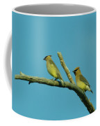 Wax Wings  Coffee Mug