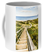 Way To Neck Beach Coffee Mug