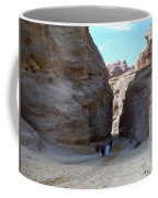 Way To Petra Coffee Mug