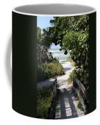 Way To The Beach Coffee Mug