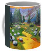 Way To The Lake Coffee Mug