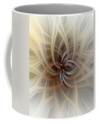 We Are All Connected Soft Abstract  Coffee Mug