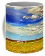 We Belong To This Land Coffee Mug