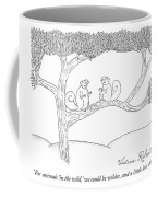 We Could Be Wilder Coffee Mug