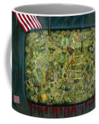 We Don't See The Whole Picture Coffee Mug by James W Johnson