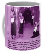 We Guard Our Heart Coffee Mug