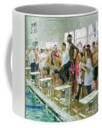 We Swim Coffee Mug