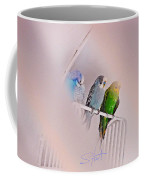We Three Birds Coffee Mug