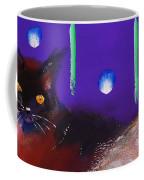 We Two Cats Coffee Mug