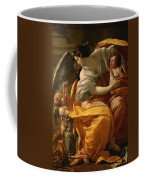 Wealth Coffee Mug by Simon Vouet
