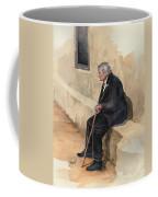 Weary Coffee Mug