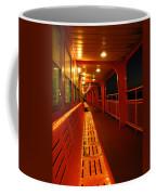 Weather Deck Starboard Side Night Coffee Mug
