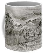 Weather Over Agua Caliente Coffee Mug