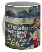 Weather The Storm Coffee Mug