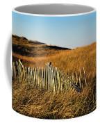 Weathered Dune Fence. Coffee Mug