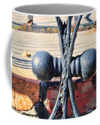 Weathered Duplication Coffee Mug