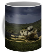 Weathered Fishing Boat Coffee Mug