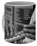 Weathered Hands Coffee Mug
