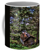 Weathered Shed Coffee Mug by David Patterson