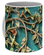 Weathered Wall Art Coffee Mug