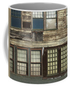 Weathered Windows Coffee Mug
