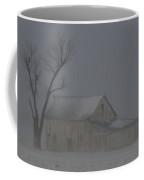 Weathering The Blizzard Coffee Mug