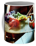 Weaving Supplies Coffee Mug