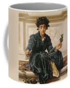 Weaving The Wreath Coffee Mug