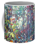 Web Of Color Coffee Mug