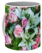 Wedding Flowers Coffee Mug