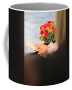 Wedding Hands Coffee Mug