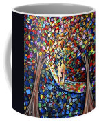 Wedding In The Park Coffee Mug