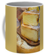 Wedges Of Ripe Cheese Wrapped Coffee Mug