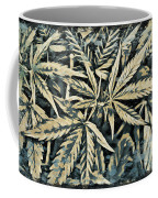 Weed Abstracts Four Coffee Mug